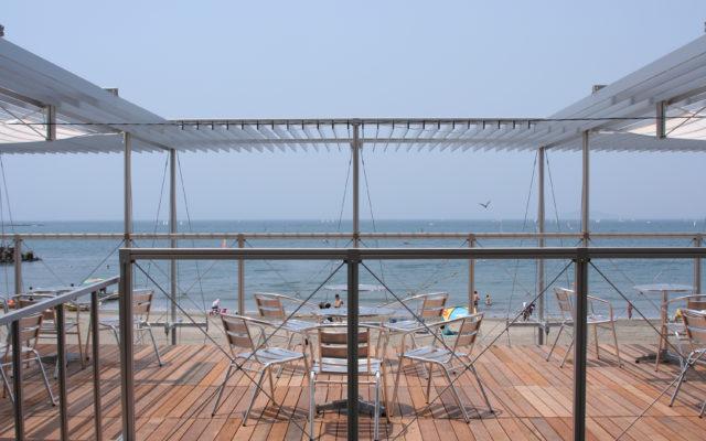 アルミの海の家Ⅱ ラ・プラージュ